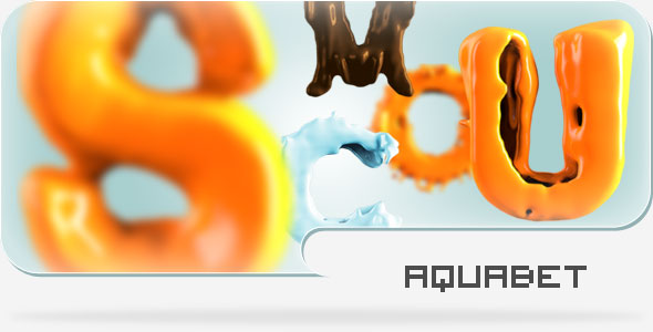 Aquabet - Liquid Alphabet