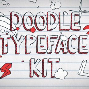 25 Cool Animated Font After Effects Templates