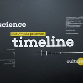 20 Cool Timeline Video After Effects Templates