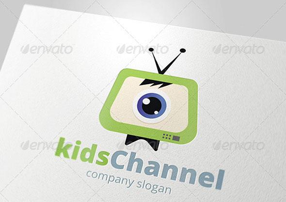 Kids Channel Logo