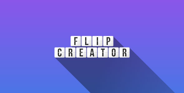 Flip Counter Creator