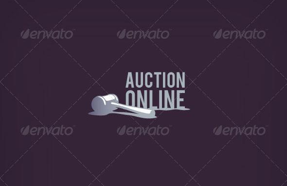 Auction Online Logo