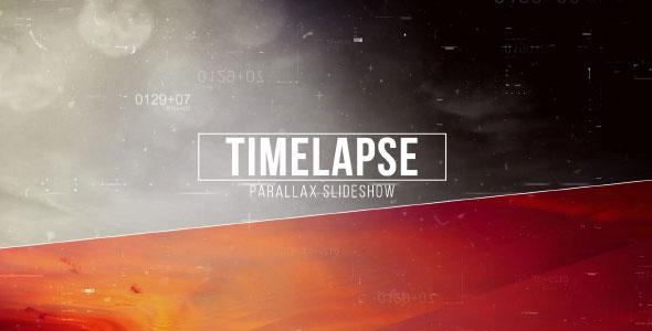 Timelapse Parallax Slideshow