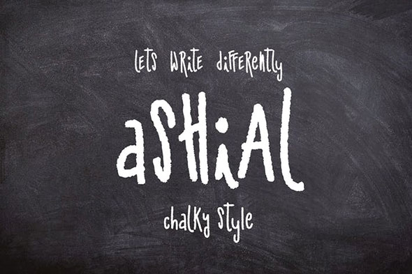 Ashial- Chalky Style