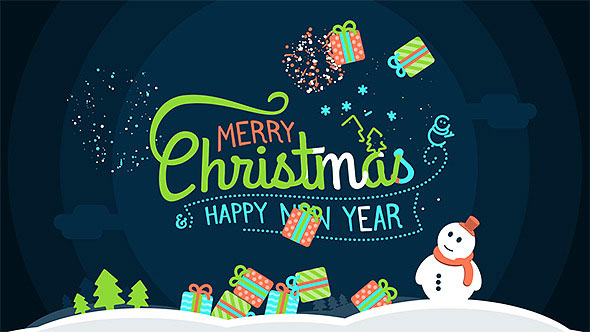 Funny Wishes - Merry Christmas and Happy New Year!