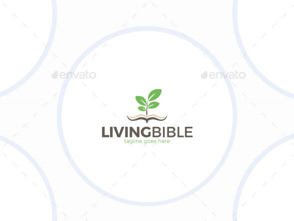 Living Bible Logo