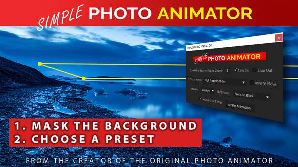 Simple Photo Animator