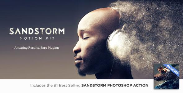 SandStorm Motion Kit