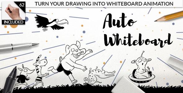 Auto Whiteboard