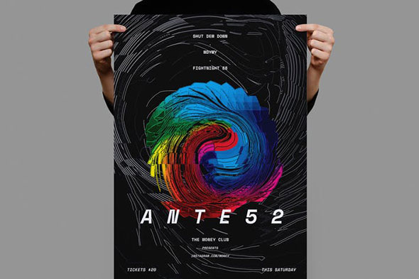 Ante52 Poster / Flyer