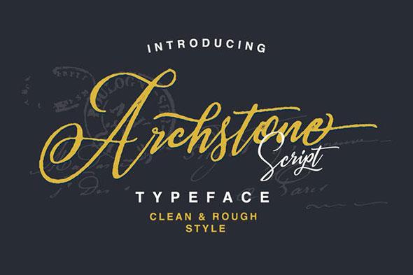 Archstone Script