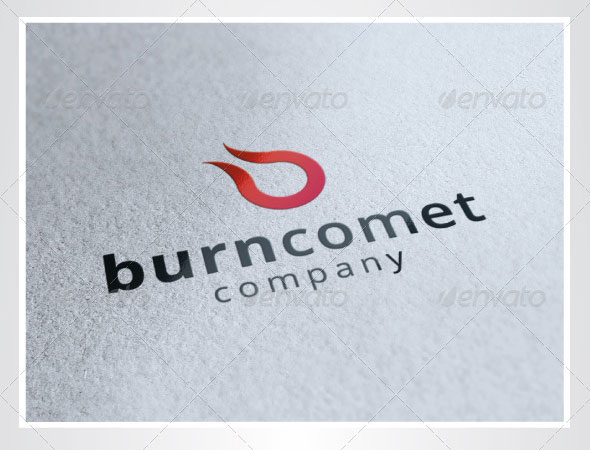 Burn Comet Logo