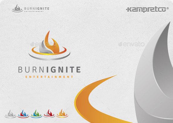 Burn Ignite Logo