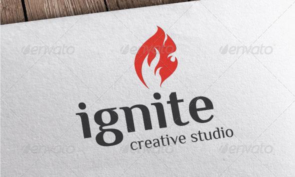 Ignite Logo Template