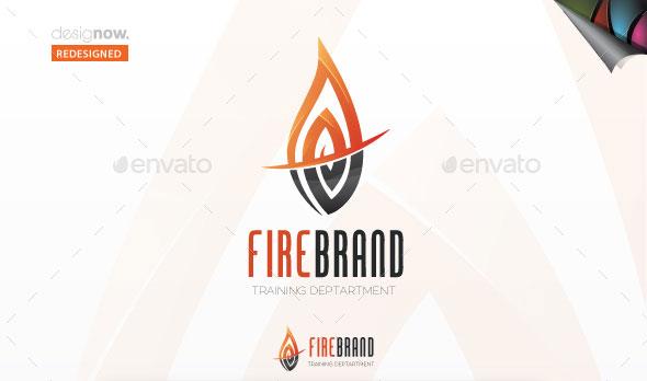 Fire Brand Logo