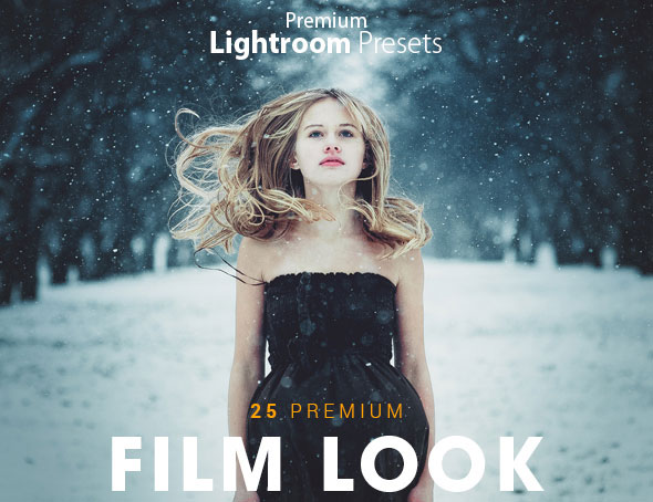 Film Look Lightroom Presets