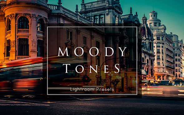 Moody Tones - Lightroom Presets