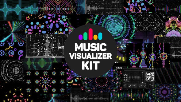 Music Visualizer Kit