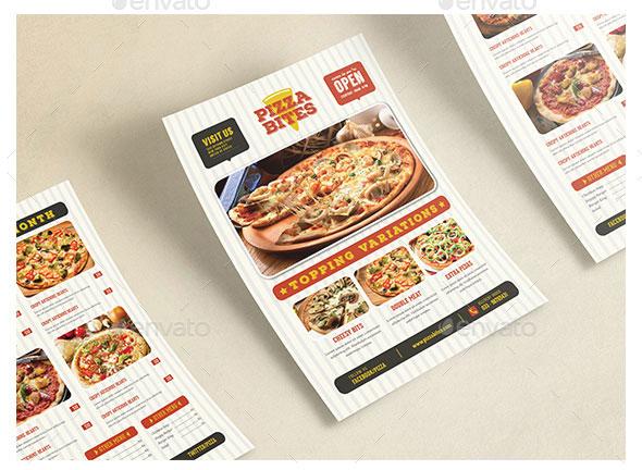 Pizza/Restaurant Menu/Flyer