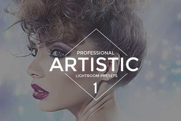 Artistic vol. 1 Lightroom Presets