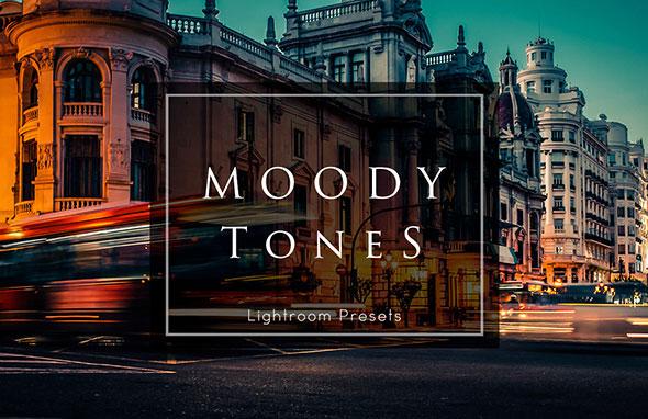 Moody Tones - Lightroom Presets