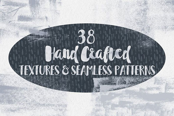 Hand Crafted Textures and Patterns