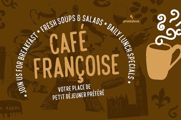 Cafe Francoise