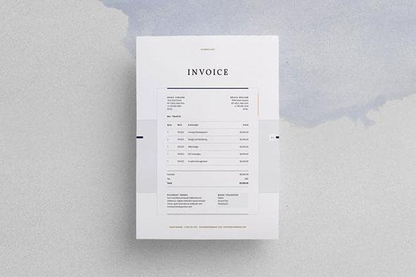 Design Invoice