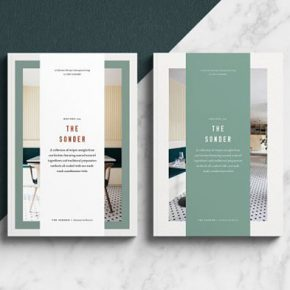 20 Best Cookbook Design Templates - InDesign & AI