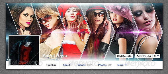 Photography Showroom FB Timeline Cover