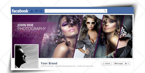 Photography/Model - Facebook Timeline Cover