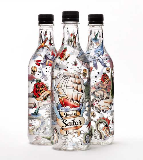 GoodOl´SailorOrganicVodka32