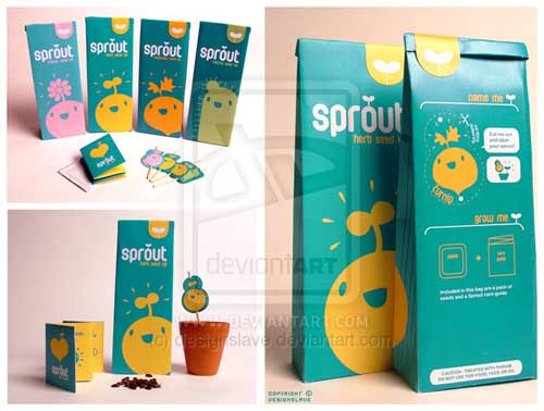 Sprout seedkits42