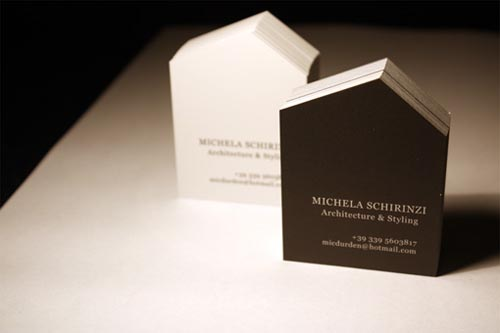 Architect Business Card80