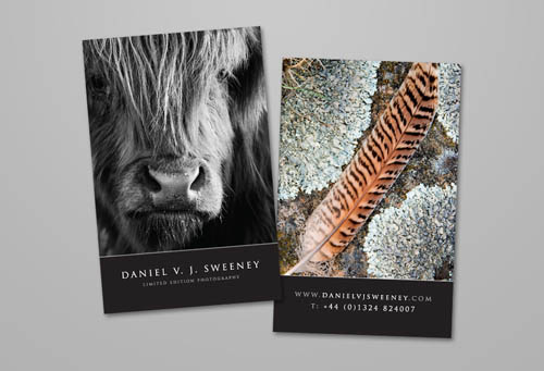 Daniel V J Sweeney Photography - Business Cards37