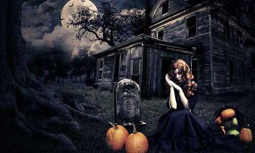 Dark Halloween91