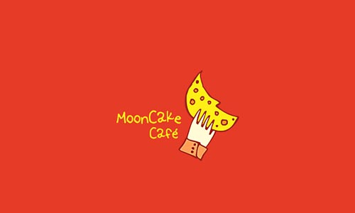 MoonCake Cafe - Logos3