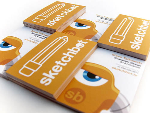 Sketchbot Business Card18