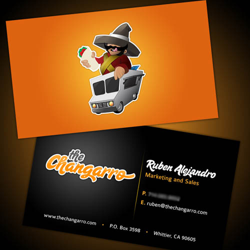 The Changarro - Business Cards38