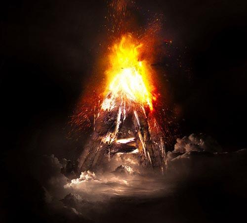 burningflametexteffect2