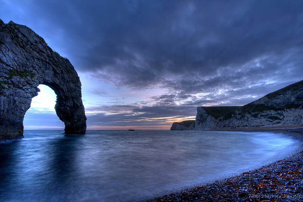 Durdle Door in HDR28