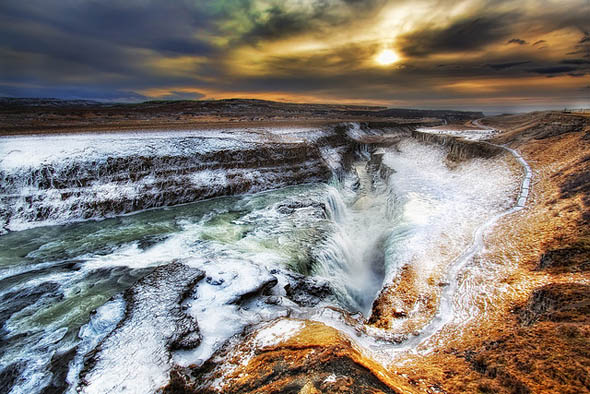 Gullfoss Waterfall54