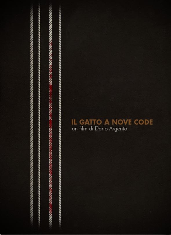 Minimalist Dario Argento Film Poster27