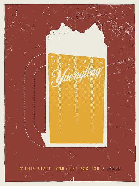 yuengling_poster