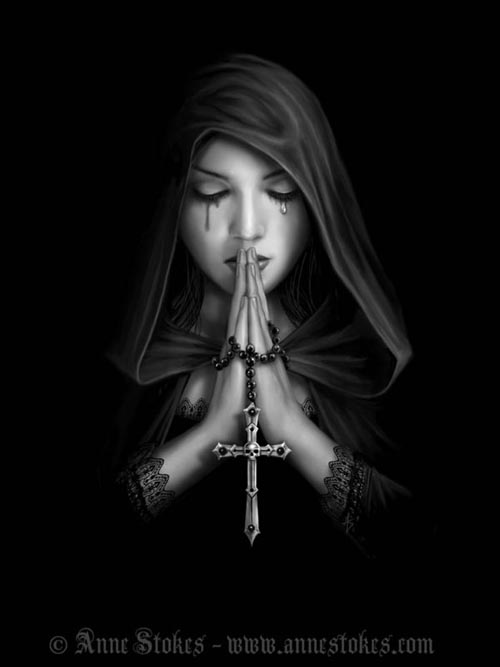 Gothic_Prayer_by_Ironshod