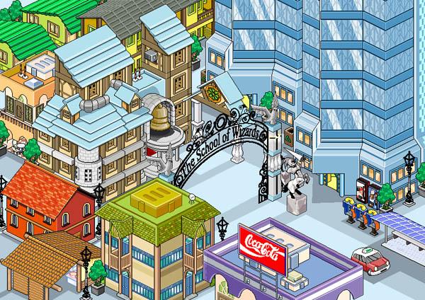 Pixel_Town_by_timwork_19