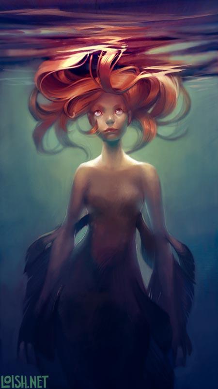 mermaid_by_loish-7