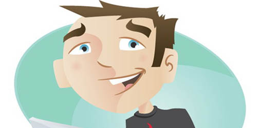 Character Mascot with Adobe Illustrator CS4_82