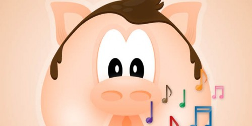 Face of a Singing Pig_71