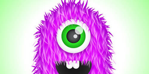 Furry Vector Monster_38